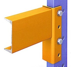 Structural Type Pallet Rack Beam