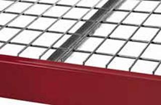 Pallet Rack Wire Decking - Flush Mount