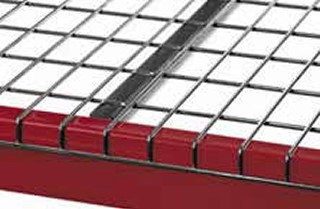 Pallet Rack Wire Decking - Standard Channel Support