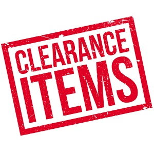 Clearance Items from Cam Industrial