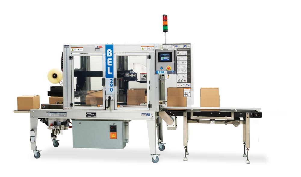Bel 290T - Fully Automatic Case sealer