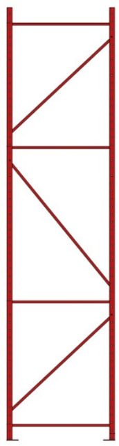 Pallet Rack Frames