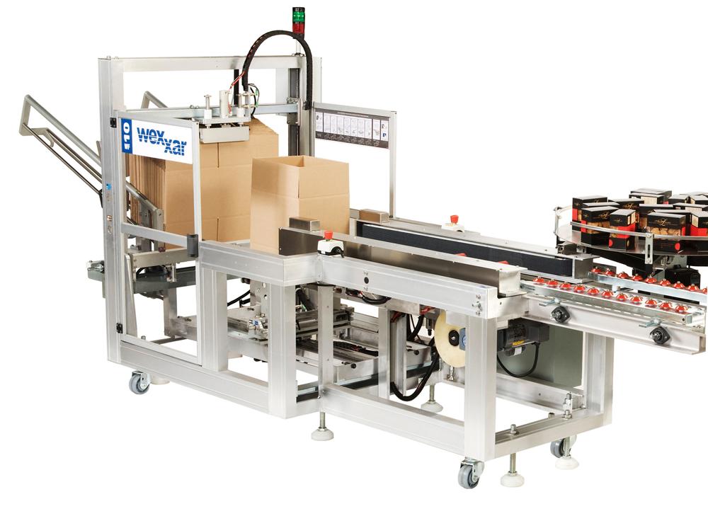 WF 10 - Fully Automatic Case Erector