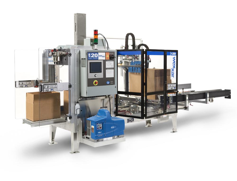WF 20 - Fully Automatic Case Erector