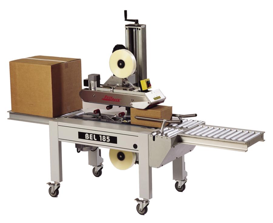 Bel 185 - Pressure Sensitive Case Taper