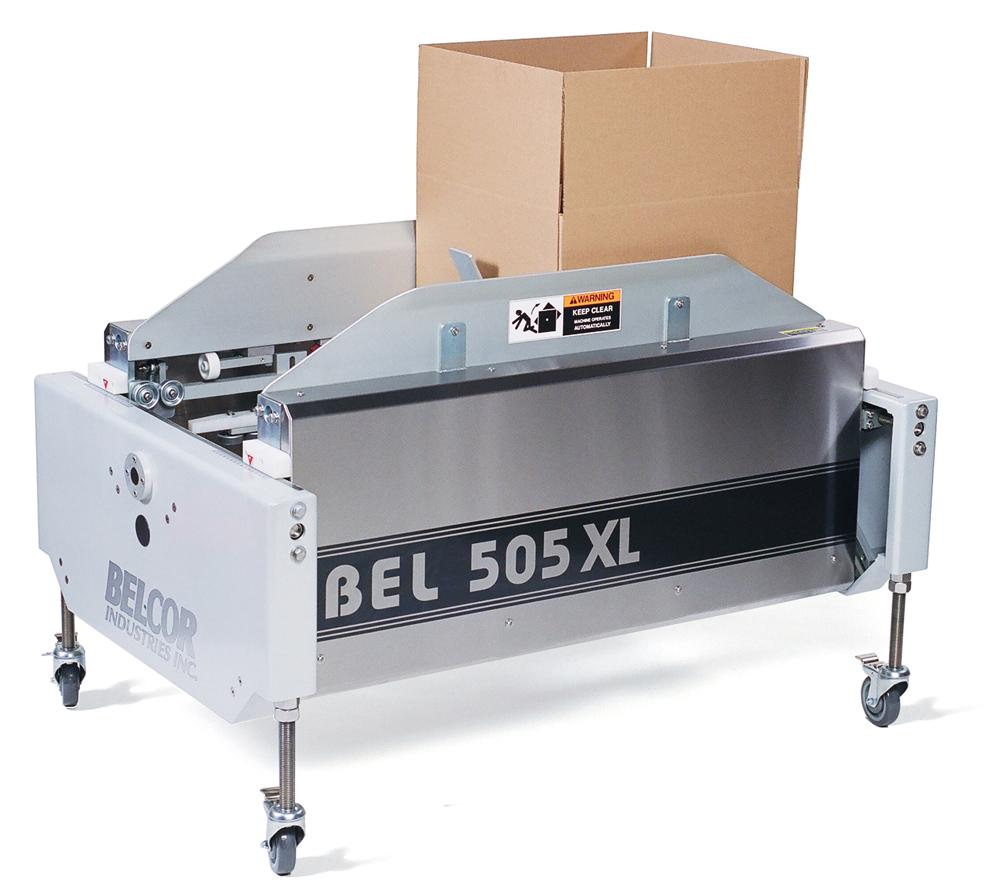 Bel 505 XL - Semi Auto Case Former