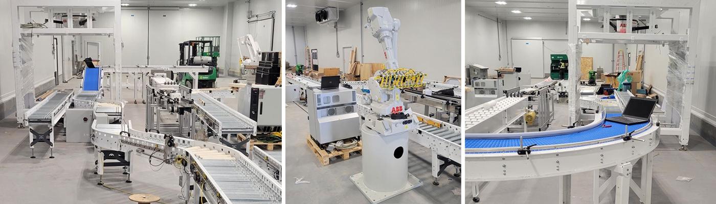 Aliya's Industrial Robotics Setup