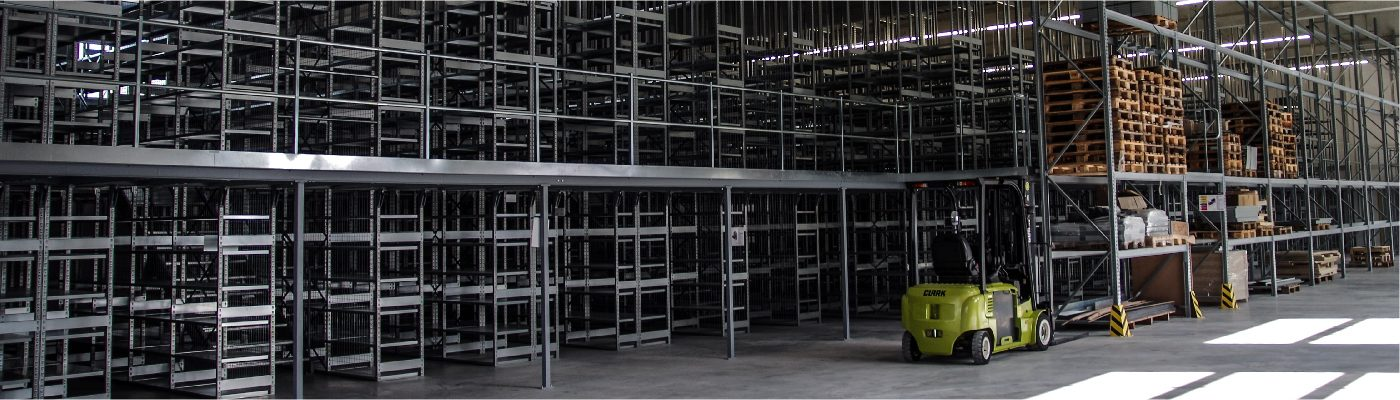 High Bay Shelving