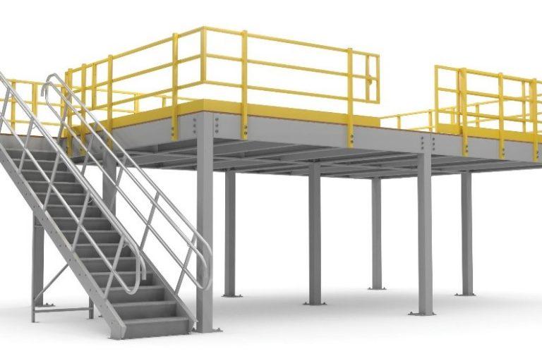 Structural Mezzanine